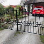 Windsor driveway gates